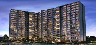 Gallery Cover Image of 1000 Sq.ft 3 BHK Apartment for buy in Godrej Forest Grove At Godrej Park Greens, Mamurdi for 5700000