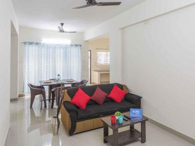 Living Room Image of Zolo Prism in Thanisandra