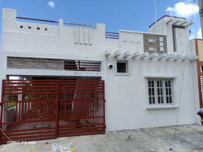 Gallery Cover Image of 1000 Sq.ft 3 BHK Independent House for buy in MSP Independent Houses, Margondanahalli for 7600000