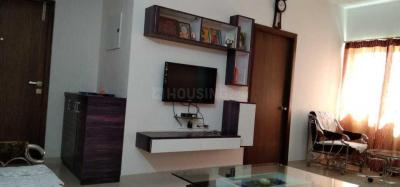 Gallery Cover Image of 900 Sq.ft 3 BHK Apartment for rent in Adani Elysium, Khodiyar for 25000