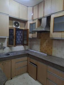 Gallery Cover Image of 1800 Sq.ft 3 BHK Independent Floor for rent in RWA Malviya Block B1, Malviya Nagar for 40000