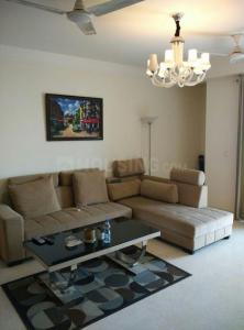 Gallery Cover Image of 1550 Sq.ft 3 BHK Independent Floor for rent in DLF Phase 5 for 40000