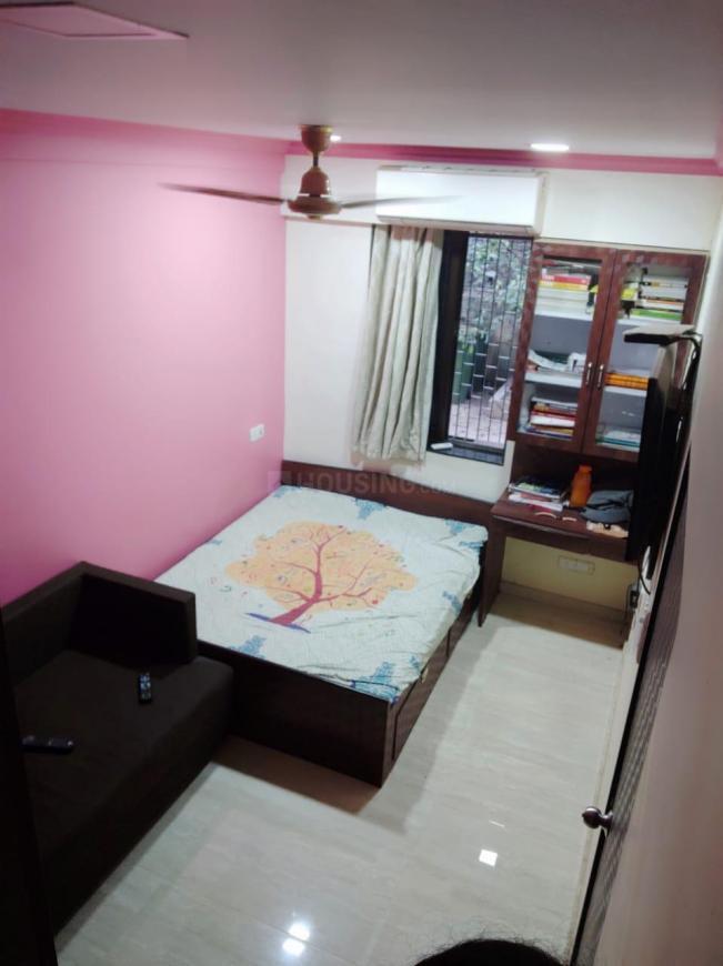 Bedroom Image of 420 Sq.ft 1 BHK Apartment for rent in Ghatkopar West for 27000