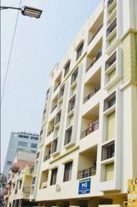 पिंपले सौदागर में पीजी एटीएस के बिल्डिंग की तस्वीर