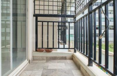 Balcony Image of 3 Bhk In Metropolis Prestine in Electronic City
