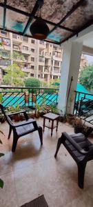 Gallery Cover Image of 1158 Sq.ft 2 BHK Apartment for buy in Aditya Garden City, Warje for 11000000