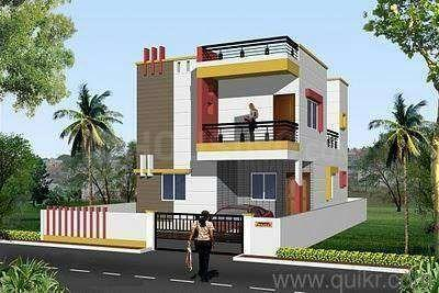 Gallery Cover Image of 1250 Sq.ft 3 BHK Independent House for buy in Kolathur for 6600000