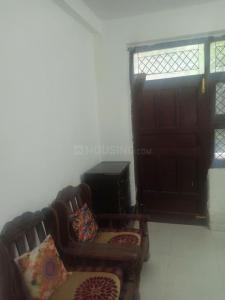 Gallery Cover Image of 540 Sq.ft 1 BHK Independent Floor for rent in Unitech South City 1, Sector 41 for 18000