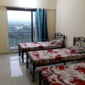Bedroom Image of The Habitat Mumbai in Kanjurmarg East