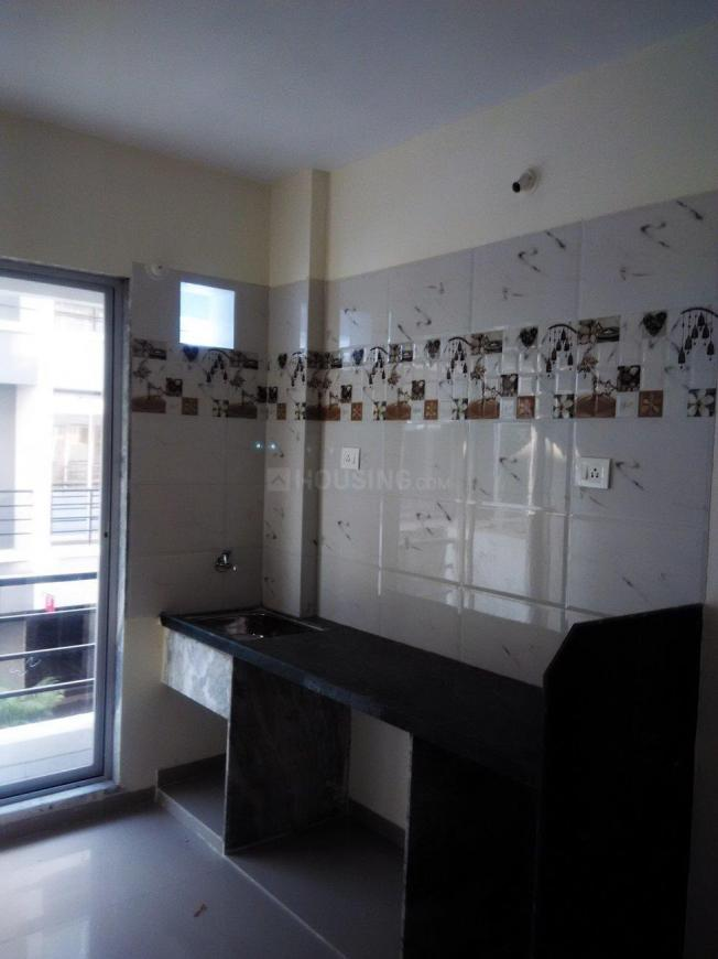 Kitchen Image of 600 Sq.ft 1 BHK Apartment for rent in Diksal for 4000