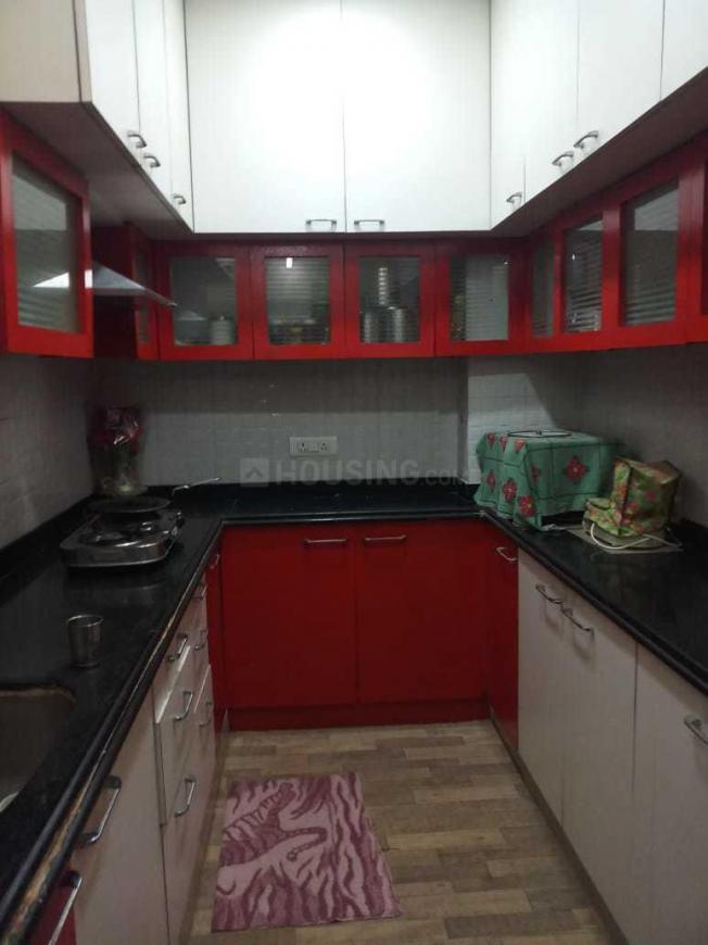 Kitchen Image of 1100 Sq.ft 2 BHK Apartment for rent in LB Nagar for 11000