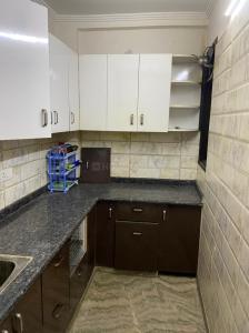 Kitchen Image of Peaceful PG in Karol Bagh