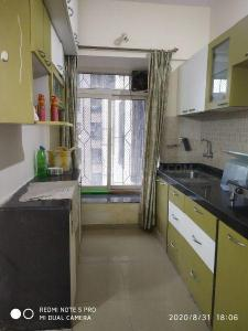 Gallery Cover Image of 750 Sq.ft 1 BHK Apartment for rent in Mantri Park, Goregaon East for 26000