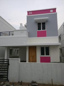 Gallery Cover Image of 1305 Sq.ft 3 BHK Independent Floor for buy in Annantha Nagar for 4200000