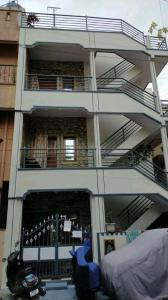 Gallery Cover Image of 750 Sq.ft 2 BHK Independent House for rent in Rajajinagar for 15000