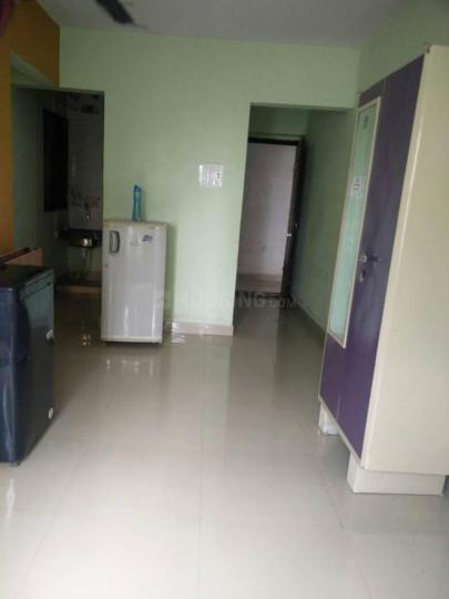 Living Room Image of 550 Sq.ft 1 BHK Apartment for rent in Rabale for 16000