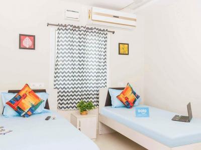 Bedroom Image of Zolo Flywheel in Madhapur