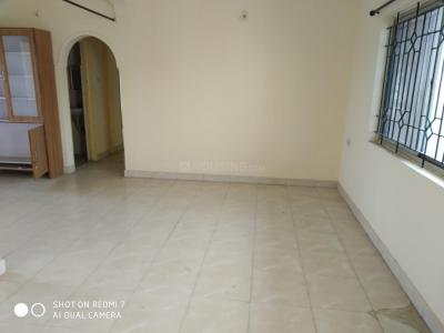 Gallery Cover Image of 1210 Sq.ft 2 BHK Apartment for rent in Murugeshpalya for 20000