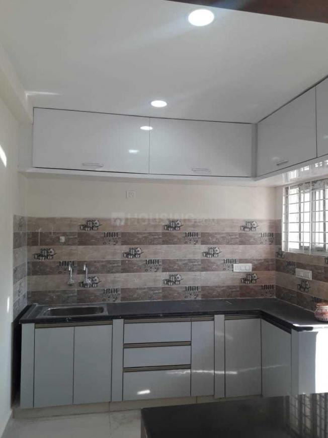 Kitchen Image of 1650 Sq.ft 3 BHK Apartment for rent in Chitrapuri Colony for 30000
