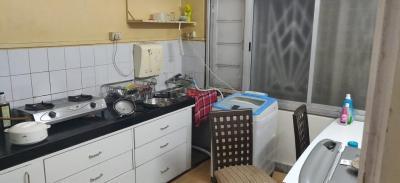 Kitchen Image of PG 6057634 Girgaon in Girgaon
