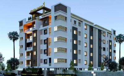 Gallery Cover Image of 1100 Sq.ft 2 BHK Apartment for buy in Alwal for 4400000