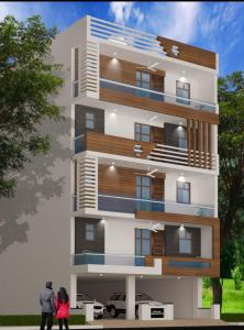 Gallery Cover Image of 2250 Sq.ft 4 BHK Independent Floor for buy in Green Field Colony for 7900000