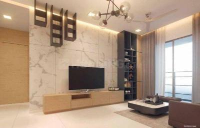 Hall Image of 731 Sq.ft 1 BHK Apartment for buy in Marathon Nextown, Padle Gaon for 4300000