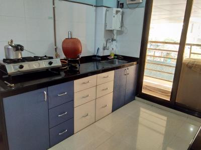 Gallery Cover Image of 1350 Sq.ft 2 BHK Apartment for rent in Nerul for 45000