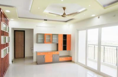 Gallery Cover Image of 2050 Sq.ft 3 BHK Apartment for rent in Siruseri for 40500