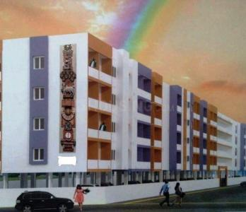 Gallery Cover Image of 1335 Sq.ft 3 BHK Apartment for buy in Kaggadasapura for 7400000