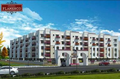 Gallery Cover Image of 381 Sq.ft 1 RK Apartment for buy in Sowparnika Flamenco, Sarjapur for 1676400