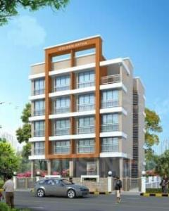 Gallery Cover Image of 605 Sq.ft 1 BHK Apartment for buy in Karanjade for 2950000