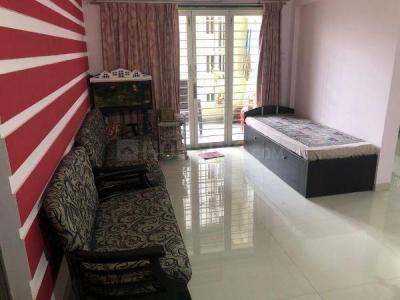 Hall Image of 980 Sq.ft 2 BHK Apartment for buy in Goel Amrut Ganga, Anand Nagar for 6500000