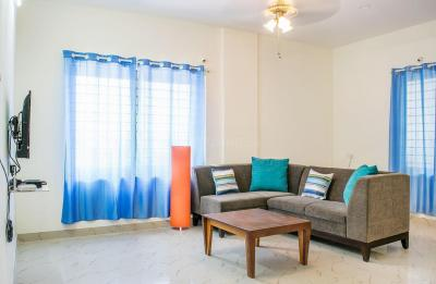 Living Room Image of PG 4642520 Hebbal in Hebbal
