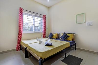 Bedroom Image of Oyo Life Blr1897 Yelahanka New Town in Yelahanka New Town
