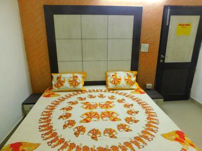 Bedroom Image of Ayansh PG in Sector 19