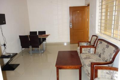 Gallery Cover Image of 1000 Sq.ft 2 BHK Apartment for rent in Chandapura for 13000