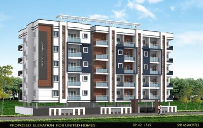 Gallery Cover Image of 1000 Sq.ft 2 BHK Apartment for buy in United Homes, Kacharakanahalli for 5800000