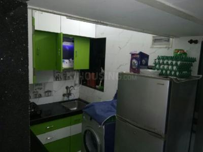 Kitchen Image of Family PG in Andheri West