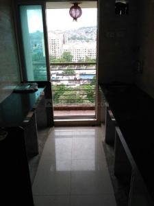 Gallery Cover Image of 620 Sq.ft 1 BHK Apartment for rent in Mulund West for 27000