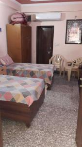 Bedroom Image of Jagdamba PG in Sector 21