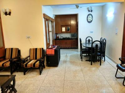 Gallery Cover Image of 1760 Sq.ft 3 BHK Apartment for rent in Sector 10 Dwarka for 35000