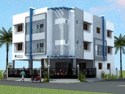 Gallery Cover Image of 1223 Sq.ft 3 BHK Apartment for buy in Jain Avalon Springs, Potheri for 5000000