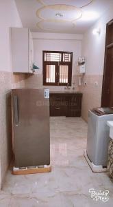 Kitchen Image of PG Hotel in Dwarka Mor