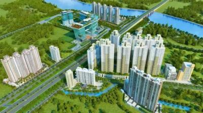 Gallery Cover Image of 992 Sq.ft 2 BHK Apartment for buy in Rustomjee Urbania, Thane West for 10900000