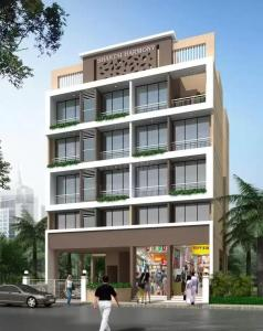 Gallery Cover Image of 652 Sq.ft 1 BHK Apartment for rent in Pragati Enclave, Ulwe for 7000