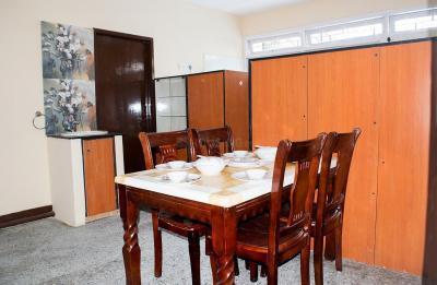 Dining Room Image of 106-hoysala Apartments in Vasanth Nagar