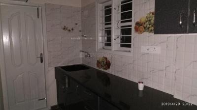 Gallery Cover Image of 600 Sq.ft 1 BHK Independent Floor for rent in J. P. Nagar for 12000