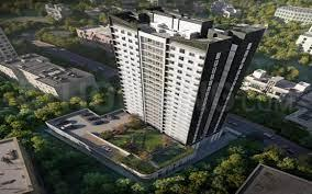Gallery Cover Image of 667 Sq.ft 2 BHK Apartment for buy in Crescent Horizon, Kandivali East for 14800000
