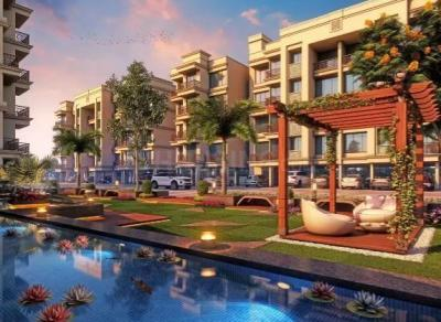 Gallery Cover Image of 1200 Sq.ft 2 BHK Apartment for buy in Siddhivinayak Garima, Taloje for 5200000